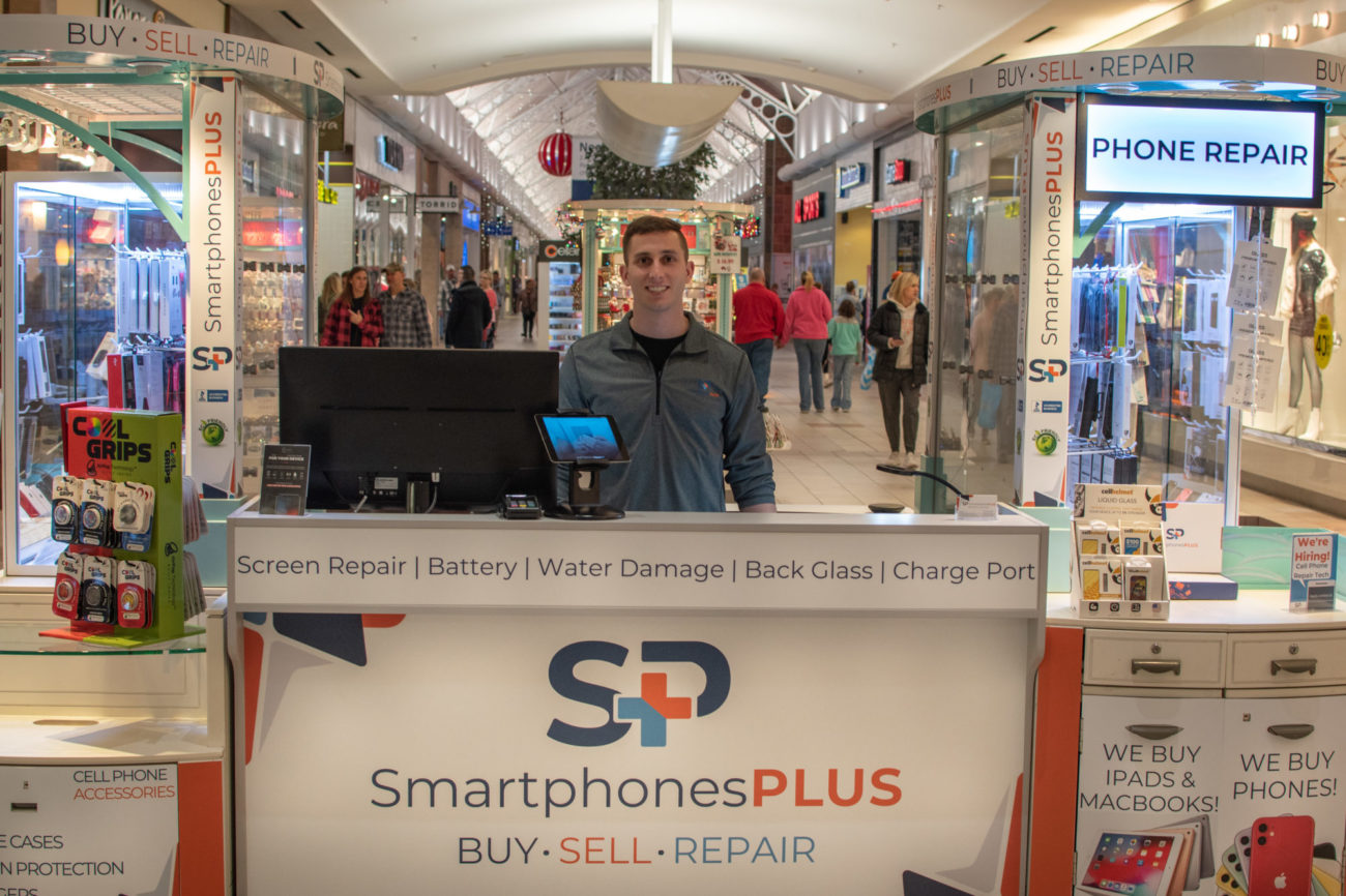 Sell Your Phone in the Coral Ridge Mall, Coralville, IA